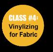 Vinylizing for Wallpaper